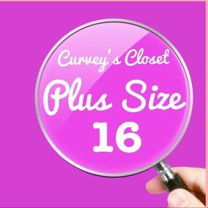 Denim - Plus Size 16: Skirts, Pants, Jeans, Shorts, Capris